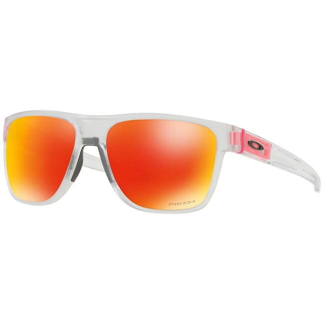 Oakley Crossrange XL Crystal Pop w/PRIZM Ruby Lenses OO9360-2058