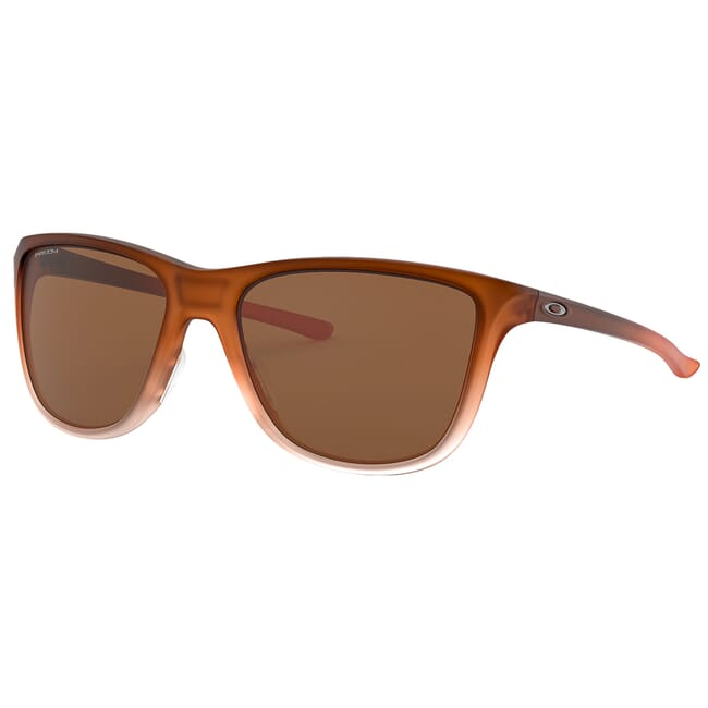 Oakley Reverie Rose Gold Fade w/PRIZM Tungsten Lenses OO9362-0955