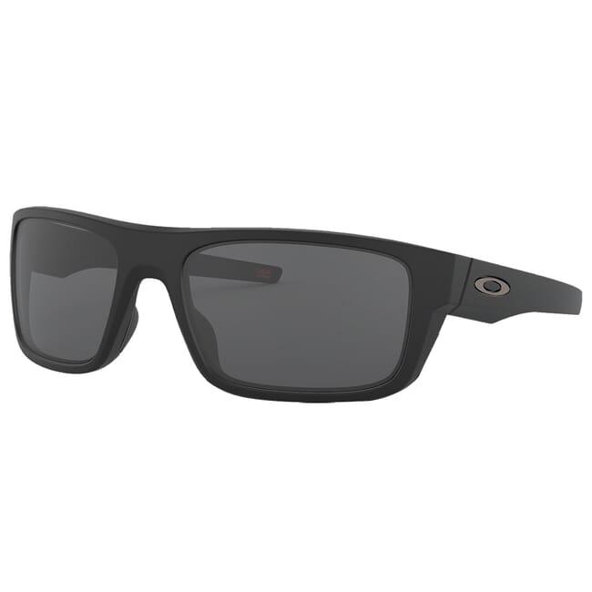 Oakley Drop Point Matte Black w/Grey Lenses OO9367-0160