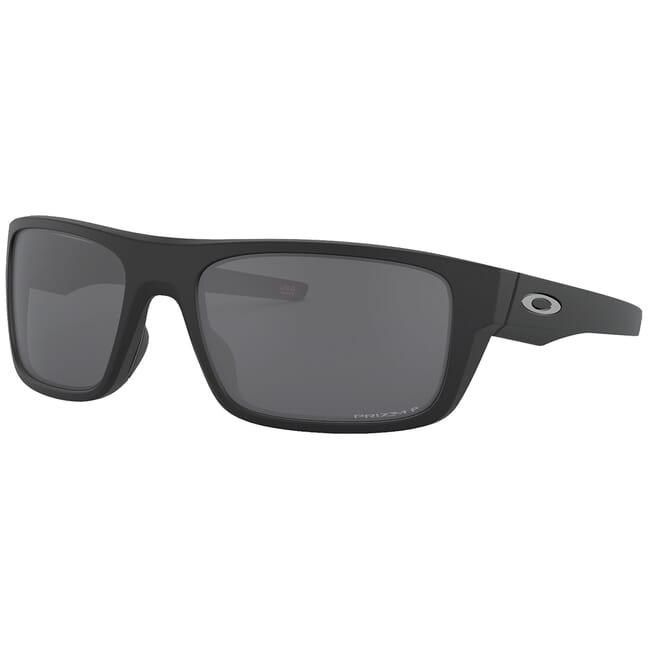 Oakley Drop Point Matte Black w/PRIZM Black Polarized Lenses OO9367-0860