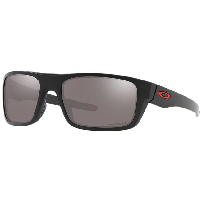 Oakley SI Drop Point Armed Forces Marine Corps Matte Black w/PRIZM Black Lenses OO9367-2660