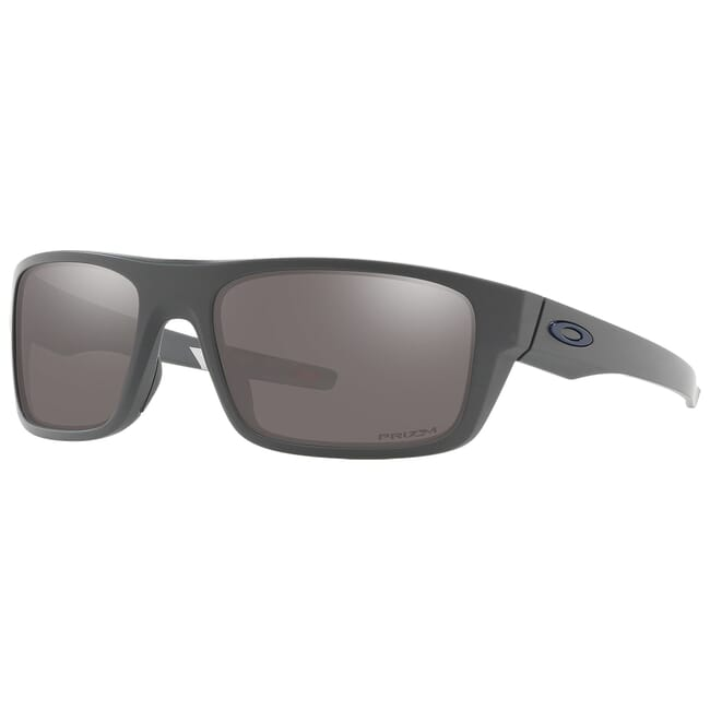 Oakley SI Drop Point Armed Forces Air Force Matte Dark Grey w/PRIZM Black Lenses OO9367-2760