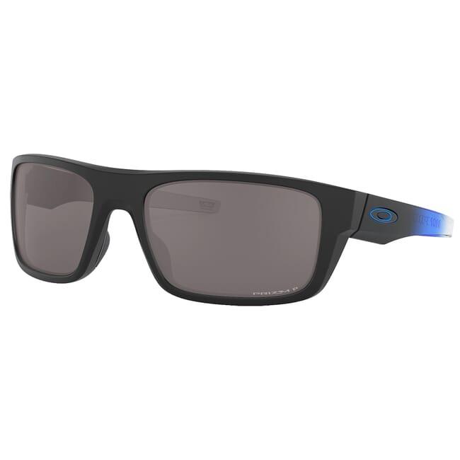 Oakley Drop Point Ignite Sapphire Fade w/PRIZM Black Polarized Lenses OO9367-3260