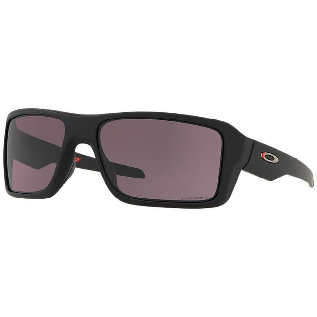 Oakley SI Double Edge Thin Red Line Matte Black w/PRIZM Grey Lenses OO9380-1766