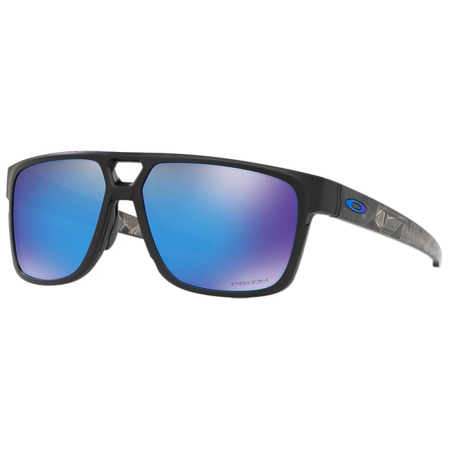 Oakley Crossrange Patch Matte Black Prizmatic w/PRIZM Sapphire Lenses OO9382-1060