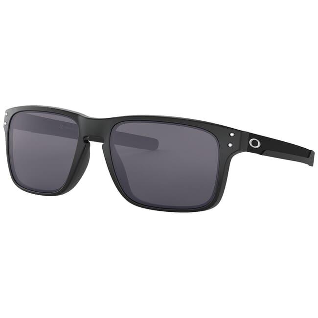 Oakley Holbrook Mix Matte Black w/Grey Lenses OO9384-0157