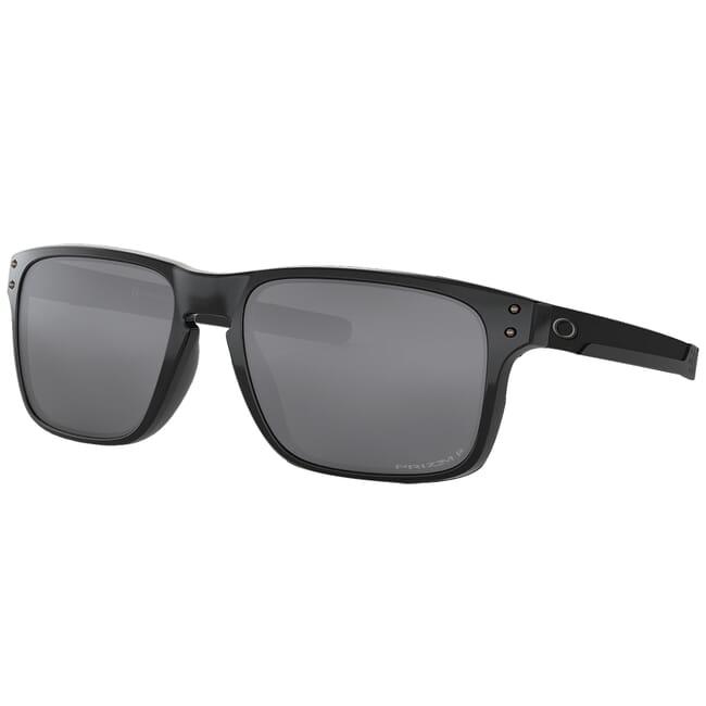 Oakley Holbrook Mix Polished Black w/PRIZM Black Polarized Lenses OO9384-0657