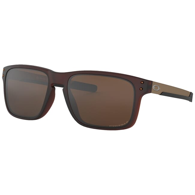 Oakley Holbrook Mix Matte Rootbeer w/PRIZM Tungsten Polarized Lenses OO9384-0857