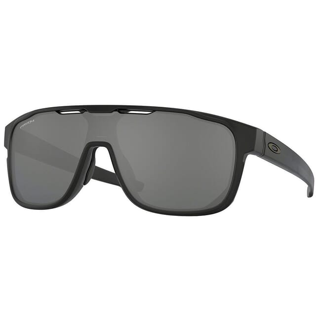 Oakley Crossrange Shield Matte Black w/PRIZM Black Lenses OO9387-1131