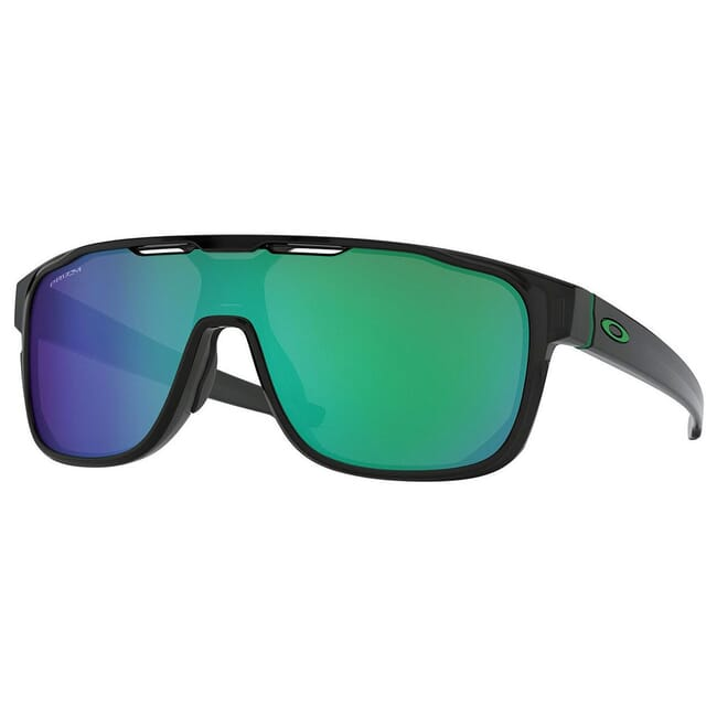 Oakley Crossrange Shield Black Ink w/PRIZM Jade Lenses OO9387-1231