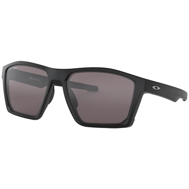 Oakley Targetline Matte Black w/PRIZM Black Lenses OO9397-0258