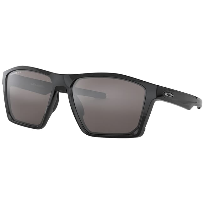 Oakley Targetline Polished Black w/PRIZM Black Polarized Lenses OO9397-0858