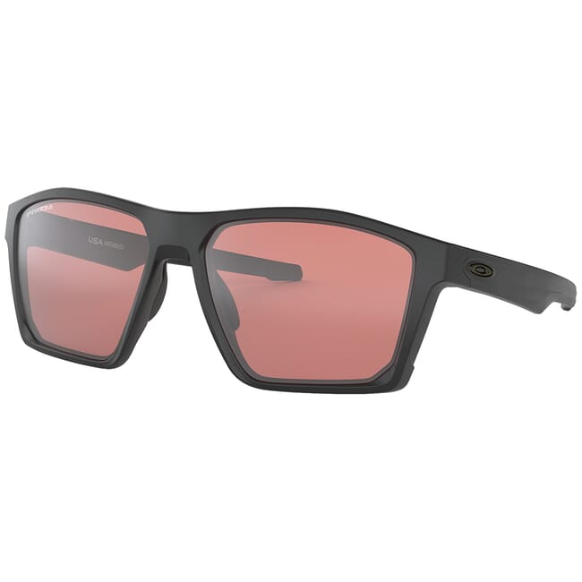 Oakley Targetline Matte Black w/PRIZM Dark Golf Lenses OO9397-1058