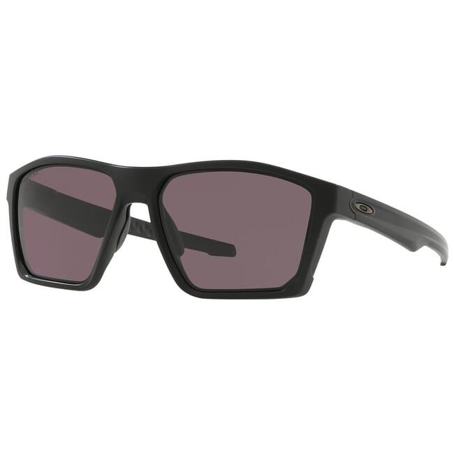 Oakley SI Targetline Matte Black w/PRIZM Grey Lenses OO9397-1358