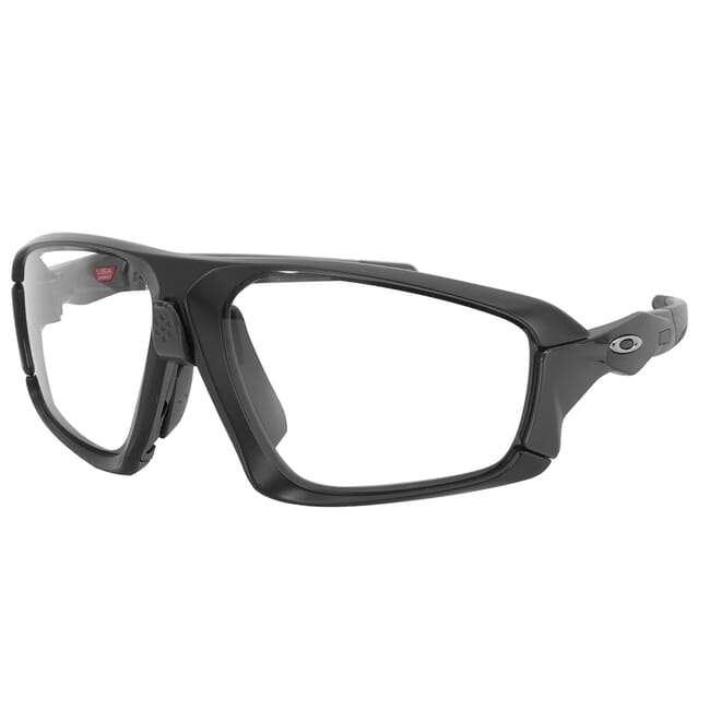 Oakley Field Jacket Matte Black w/Photochromic Lenses OO9402-0664