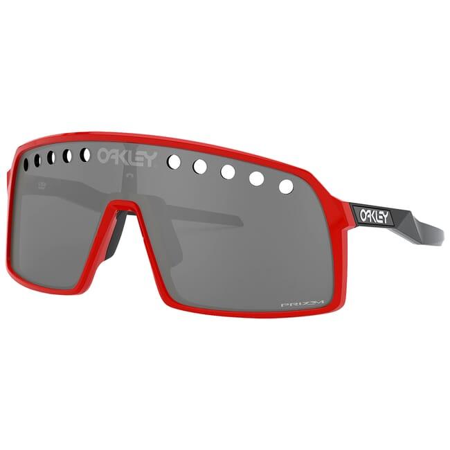Oakley Sutro Vent Redline w/PRIZM Black Lenses OO9406-1237