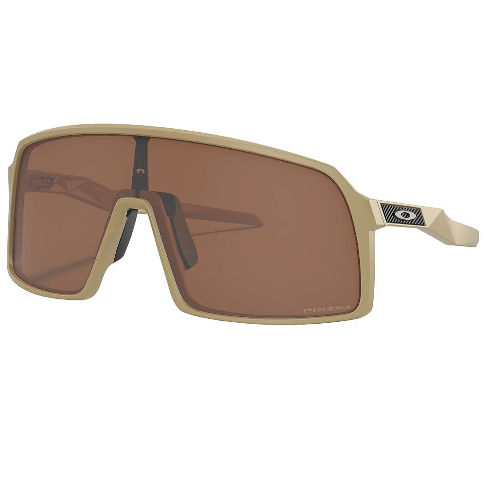 Oakley SI Sutro Desert Tan w/PRIZM Tungsten Lenses OO9406-2837