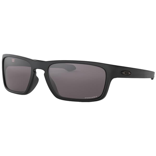 Oakley Sliver Stealth Matte Black w/PRIZM Grey Lenses OO9408-0156