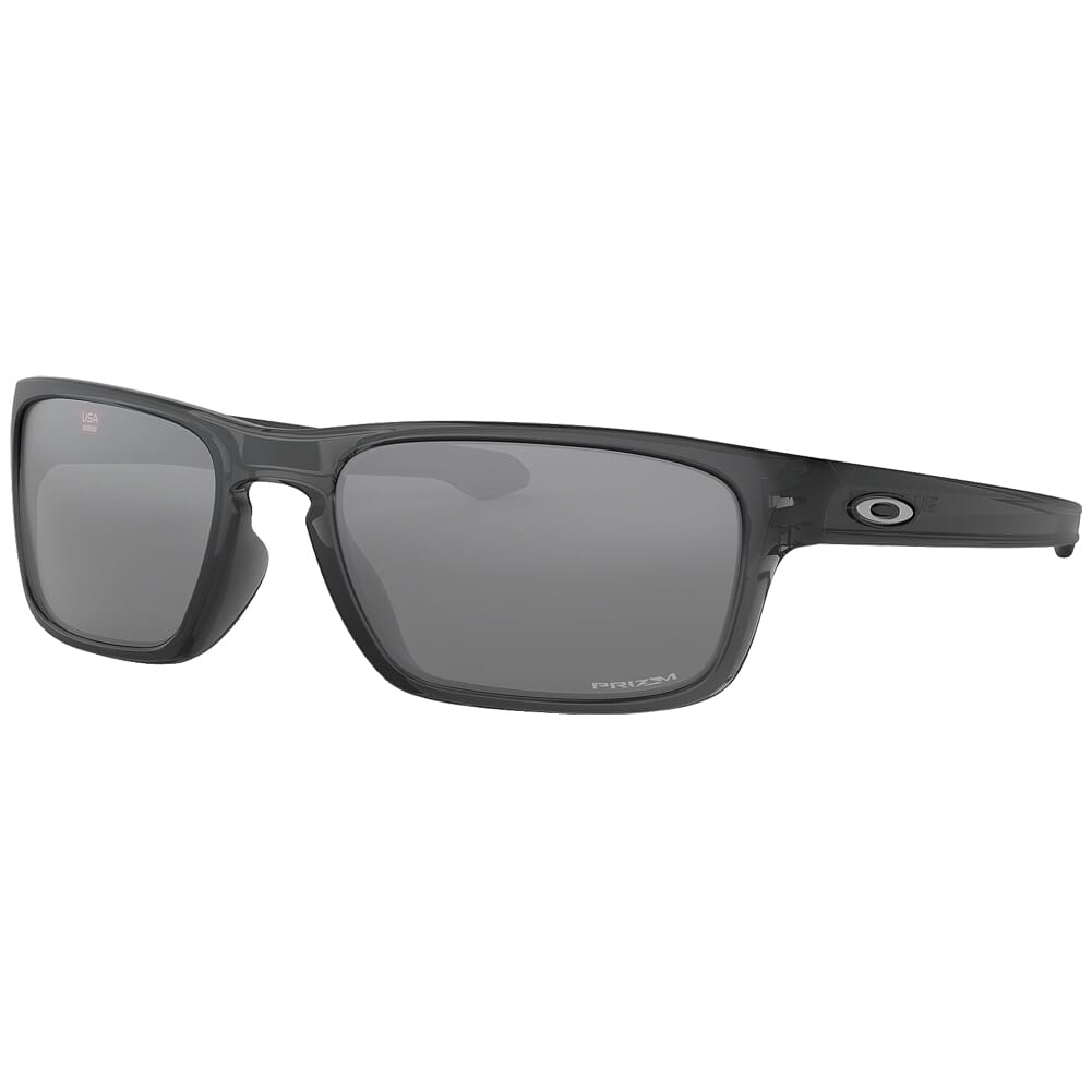 Oakley Sliver Stealth Grey Smoke w/PRIZM Black Lenses OO9408-0356