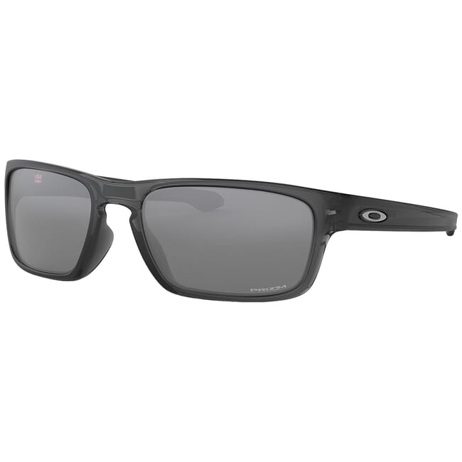 Oakley Sliver Stealth Grey Smoke w/PRIZM Black Lenses OO9408-0356