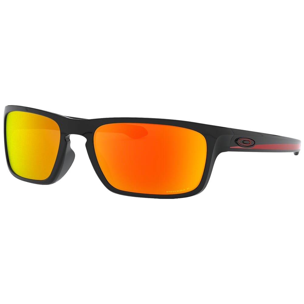 Oakley Sliver Stealth Ignite w/PRIZM Ruby Polarized Lenses OO9408-0856
