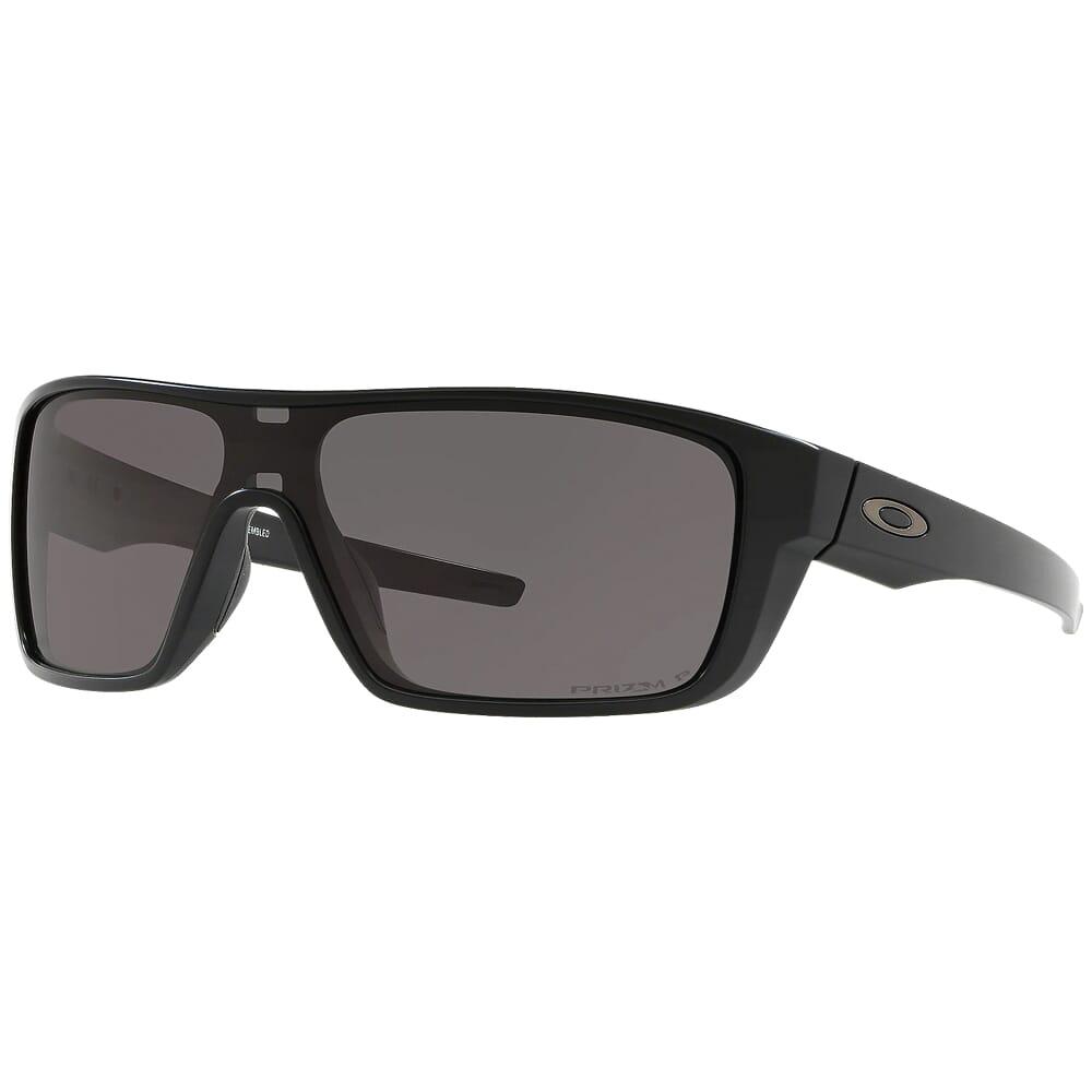 Oakley SI Straightback Matte Black w/PRIZM Grey Polarized Lenses OO9411-1027