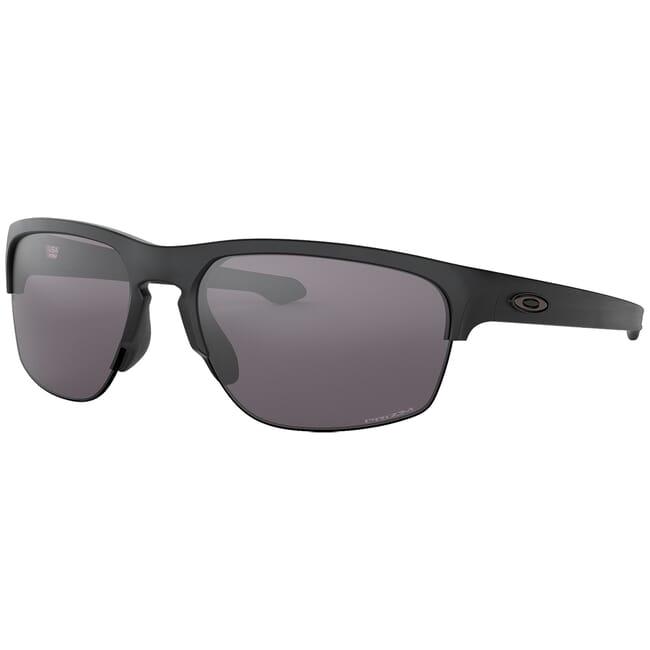 Oakley Sliver Edge Matte Black w/PRIZM Grey Lenses OO9413-0165