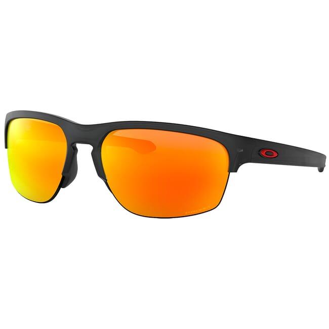 Oakley Sliver Edge Matte Black Ink w/PRIZM Ruby Lenses OO9413-0265