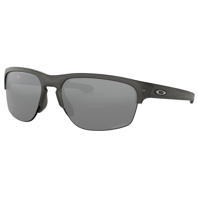 Oakley Sliver Edge Grey Smoke w/PRIZM Black Lenses OO9413-0365