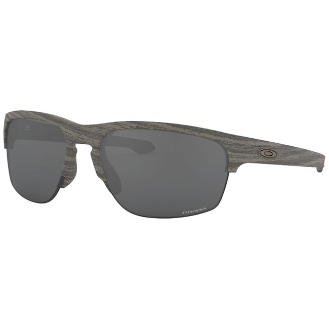 Oakley Sliver Edge Woodgrain w/PRIZM Black Lenses OO9413-1465