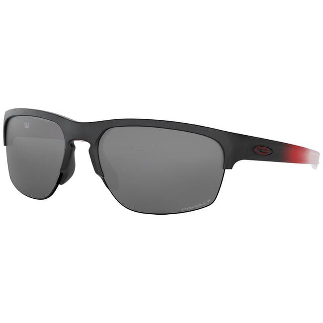 Oakley Sliver Edge (A) Ignite Red Fade w/PRIZM Black Polarized Lenses OO9414-0963