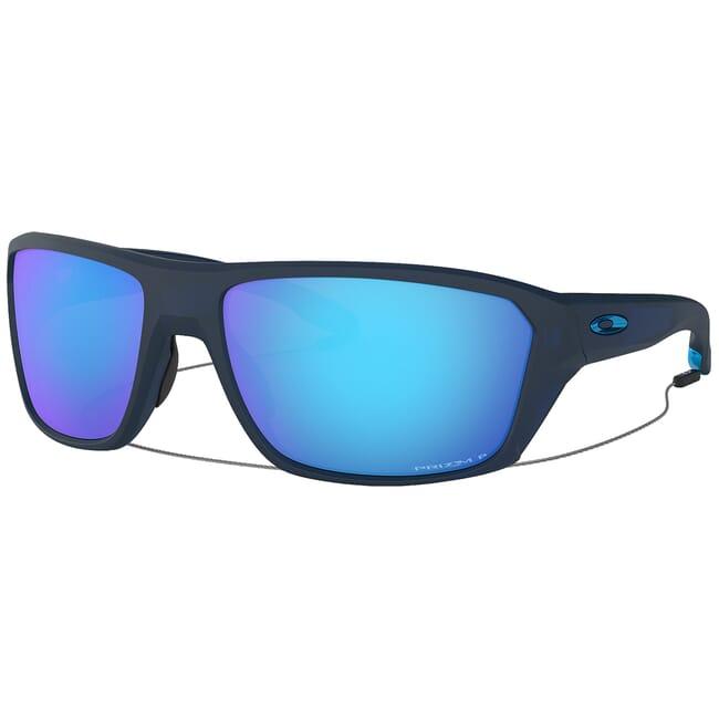 Oakley Split Shot Matte Translucent Blue w/PRIZM Sapphire Polarlized Lenses OO9416-0464