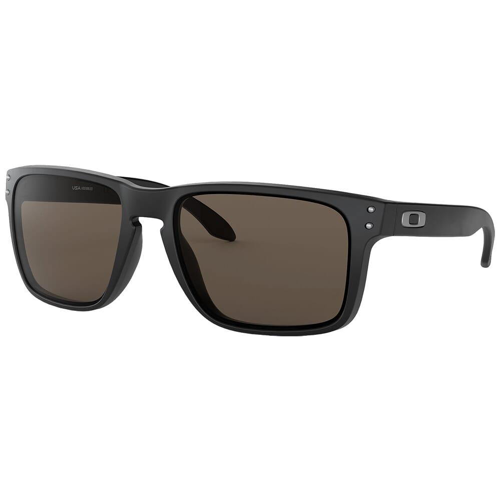 Oakley Holbrook XL Matte Black w/Warm Grey Lenses OO9417-0159