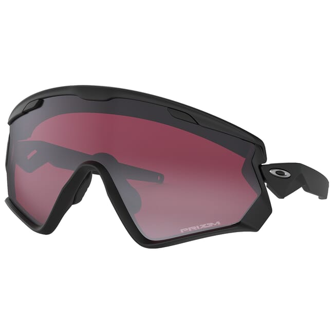 Oakley Windjacket 2.0 Matte Black w/PRIZM Snow Black Lenses OO9418-0245
