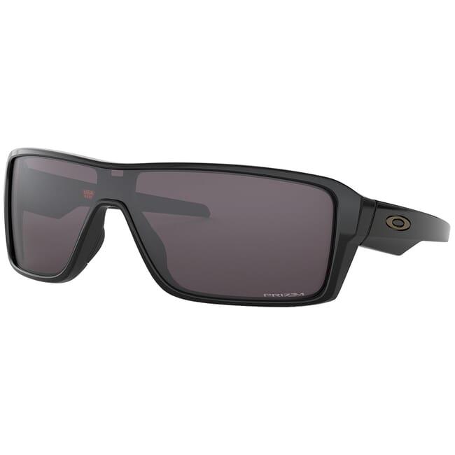 Oakley Ridgeline Polished Black w/PRIZM Grey Lenses OO9419-0127