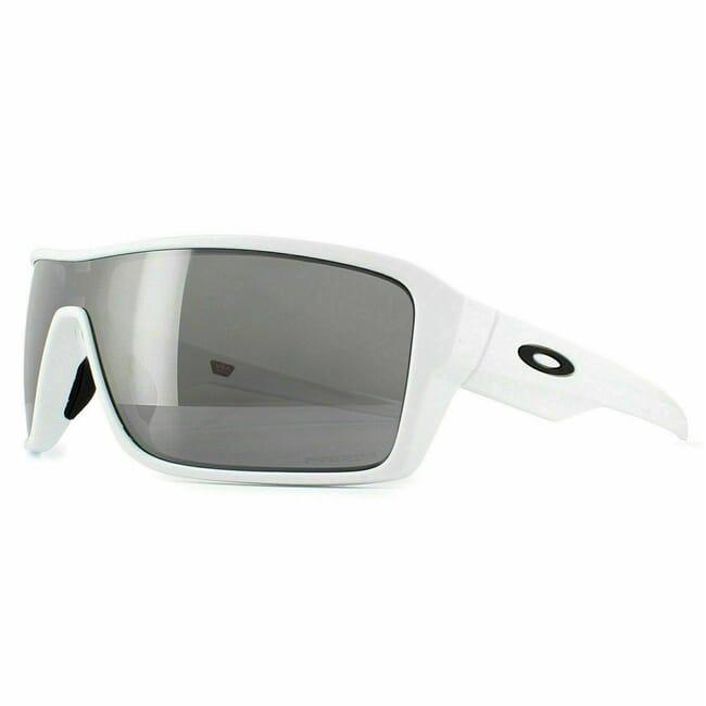 Oakley Ridgeline Polished White w/PRIZM Black Lenses OO9419-0227