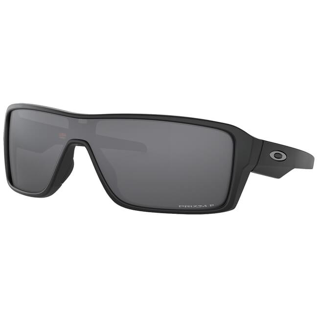 Oakley Ridgeline Matte Black w/PRIZM Black Polarized Lenses OO9419-0827