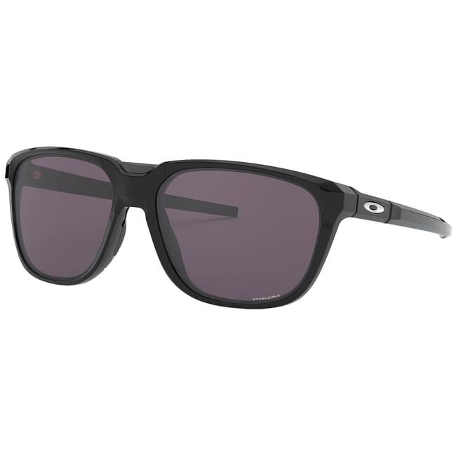Oakley Anorak Polished Black w/PRIZM Grey Lenses OO9420-0159