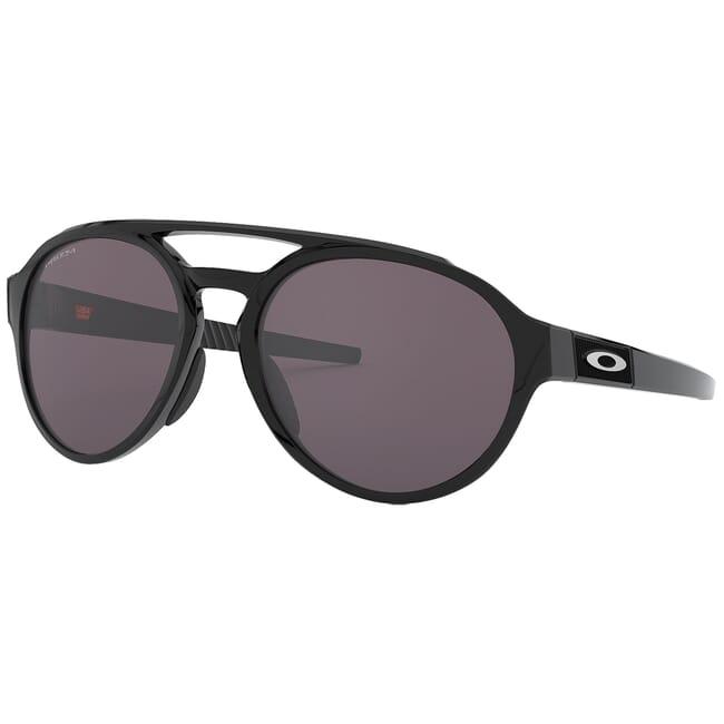 Oakley Forager Polished Black w/PRIZM Grey Lenses OO9421-0158
