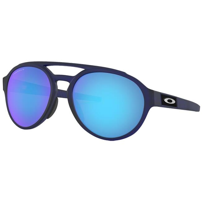 Oakley Forager Matte Translucent Blue w/PRIZM Sapphire Polarized Lenses OO9421-0658