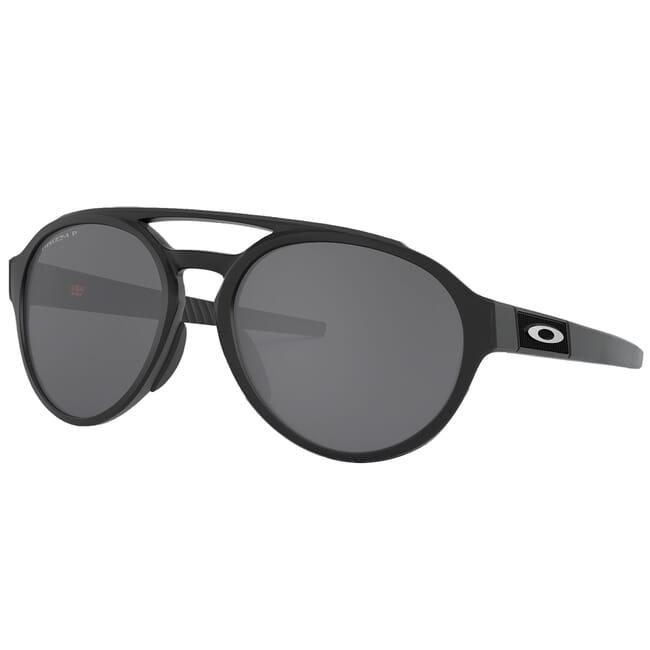 Oakley Forager Matte Black w/PRIZM Black Polarized Lenses OO9421-0858