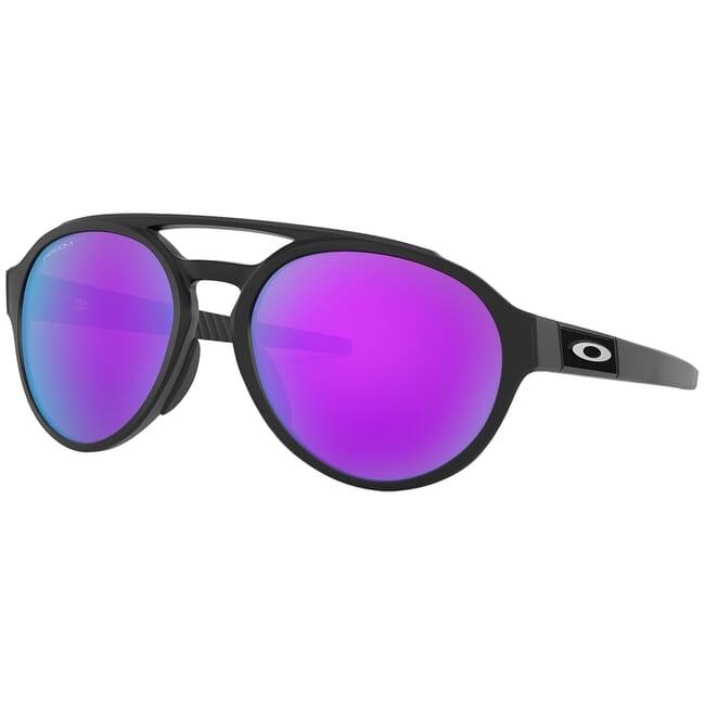 Oakley Forager Matte Black w/PRIZM Violet Lenses OO9421-1158