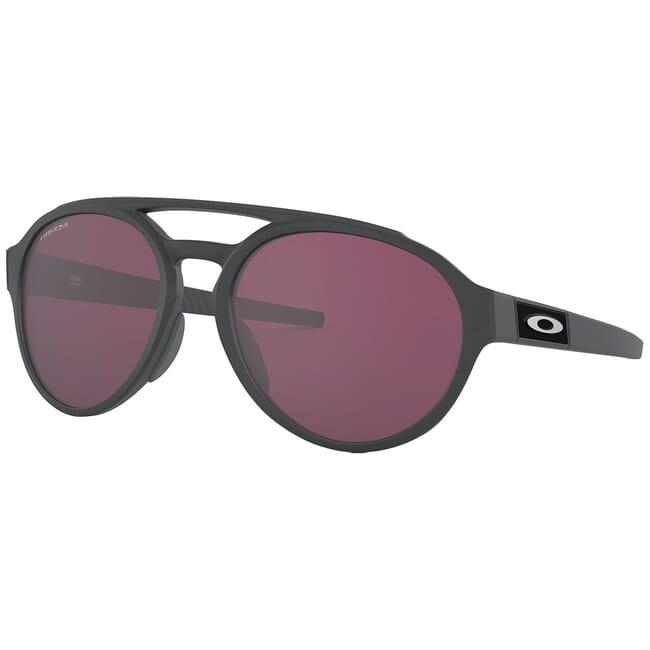 Oakley Forager Matte Carbon w/PRIZM Road Black Lenses OO9421-1258