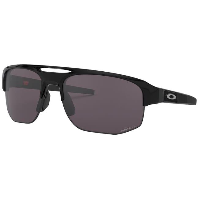 Oakley Mercenary Polished Black w/PRIZM Grey Lenses OO9424-0170