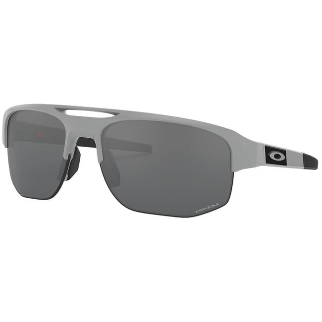 Oakley Mercenary Matte Fog w/PRIZM Black Lenses OO9424-0370
