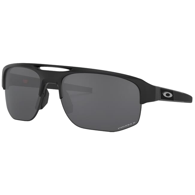 Oakley Mercenary Matte Black w/PRIZM Black Polarized Lenses OO9424-0870