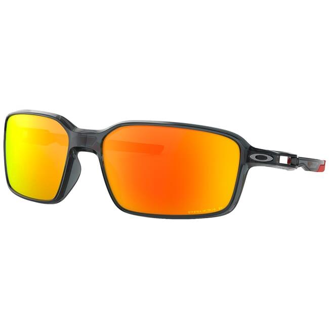Oakley Siphon Crystal Black w/PRIZM Ruby Polarized Lenses OO9429-0364