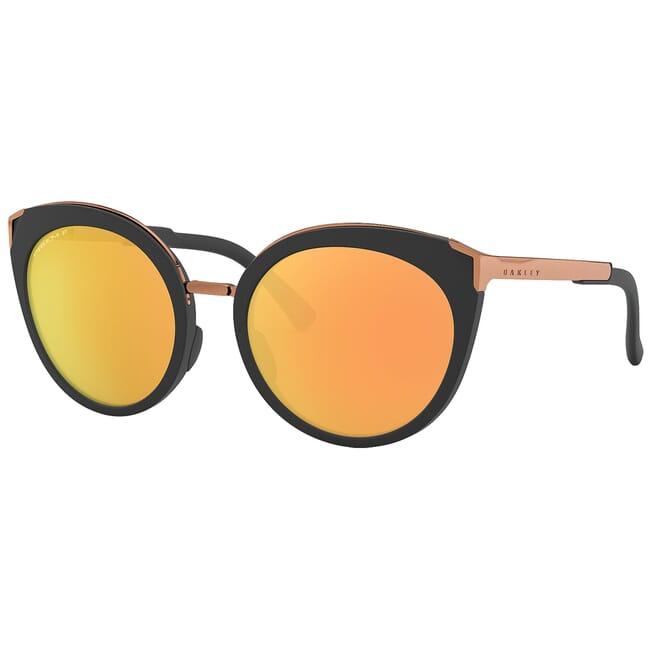 Oakley Top Knot Velvet Black w/PRIZM Rose Gold Polarized Lenses OO9434-0756