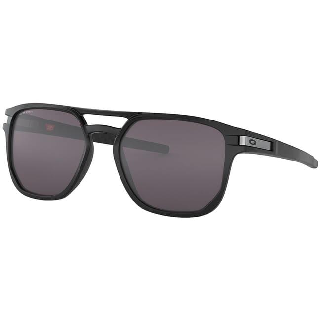 Oakley Latch Beta Matte Black w/PRIZM Grey Lenses OO9436-0154