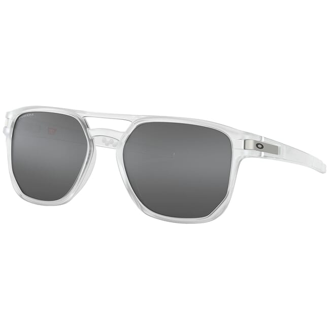 Oakley Latch Beta Matte Clear w/PRIZM Black Lenses OO9436-0254
